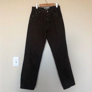 Jacquemus wide leg jeans